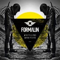 CD FORMALIN Wasteland Manifesto