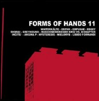 CD VARIOUS ARTISTS Forms Of Hands 2011