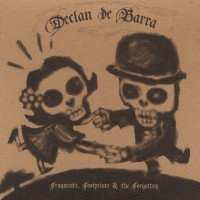 CD DECLAN DE BARRA Fragments, Footprints and the Forgotten