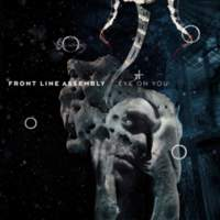 CD FRONT LINE ASSEMBLY Eye On You (Feat. Robert Görl)