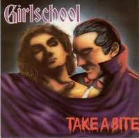 CD GIRLSCHOOL Take A Bite