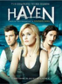 CD  HAVEN, THE COMPLETE THIRD SEASON