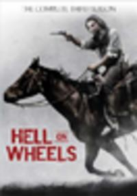 CD  HELL ON WHEELS SEASON 3