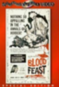 CD HERSCHELL GORDON LEWIS Blood Feast