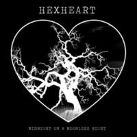 CD HEXHEART Midnight on a Moonless Night