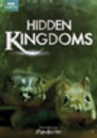 CD  HIDDEN KINGDOMS