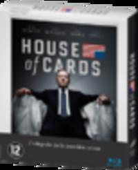 CD  HOUSE OF CARDS SEASON 1