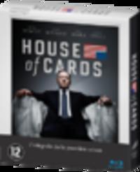 CD  HOUSE OF CARDS SEASON 1
