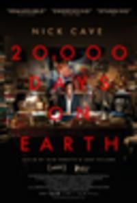 CD IAIN FORSYTH & JANE POLLARD 20.000 Days On Earth (FilmFest Ghent 2014)