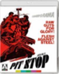 CD JACK HILL Pit Stop