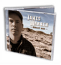 CD JAMES WARREN Honest Man (EP)