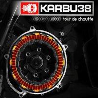 CD KARBU38 tour de chauffe