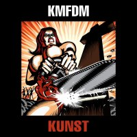 CD KMFDM Kunst