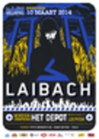 CD LAIBACH Laibach - Spectre Tour @ Depot - Leuven - B (10.03.2014)