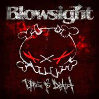 CD BLOWSIGHT Life & Death