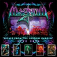 CD MAGNUM Escape from the Shadow Garden live 2014 (CD or LP)