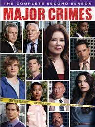 CD  MAJOR CRIMES SEASON 2
