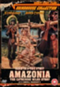 CD MARIO GARIAZZO Amazonia (The Catherine Miles Story)