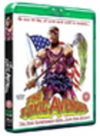 CD MICHAEL HERZ & LLOYD KAUFMAN The Toxic Avenger