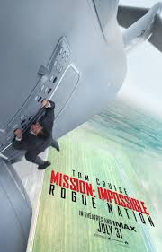 CD CHRISTOPHER MCQUARRIE Mission Impossible-Rogue Nation