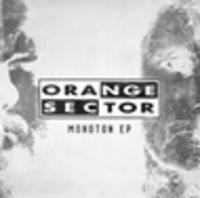 CD ORANGE SECTOR Monoton