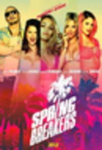 CD HARMONY KORINE Spring Breakers