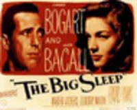 CD HOWARD HAWKS The Big Sleep