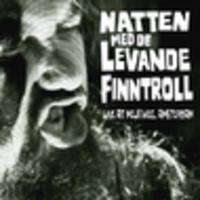 CD FINNTROLL Natten Med De Levande Finntroll