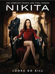CD  NIKITA Season 4