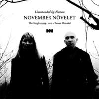 CD NOVEMBER NOVELET Unintended By Nature (The Singles 1994-2012 + Bonus Material)