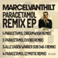 CD MARCEL VANTHILT Paracetamol Remix EP