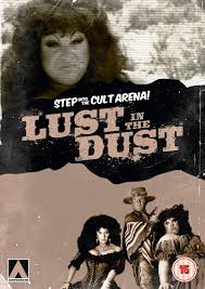CD PAUL BARTEL FILM: Lust In The Dust
