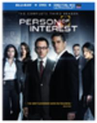 CD  PERSON OF INTERST SEASON 3