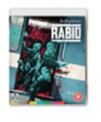 CD DAVID CRONENBERG Rabid