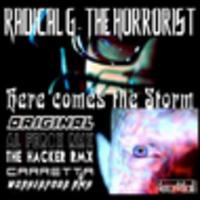 CD RADICAL G & THE HORRORIST Here Comes The Storm (EP)