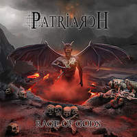 CD PATRIARCH Rage of Gods