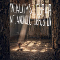 CD REALITY'S DESPAIR Melancholic Disposition