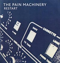 CD THE PAIN MACHINERY Restart