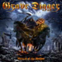 CD GRAVE DIGGER Return of the Reaper