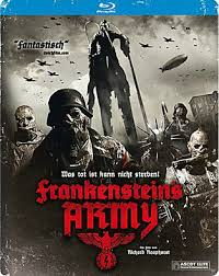 CD RICHARD RAAPHORST Frankenstein's Army