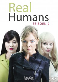 CD  Series: REAL HUMANS SEASON 2