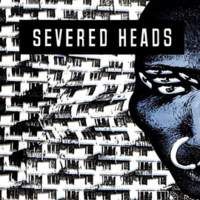 CD SEVERED HEADS Stretcher