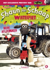 CD RICHARD STARZAK SHAUN THE SHEEP - WINTER FUN