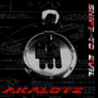 CD AKALOTZ Shift to Evil