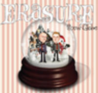 CD ERASURE Snow Globe