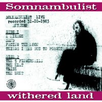 CD SOMNAMBULIST Withered Land
