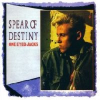 CD SPEAR OF DESTINY One-Eyed Jacks