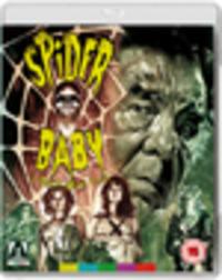 CD JACK HILL Spider Baby