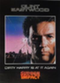 CD CLINT EASTWOOD Sudden Impact