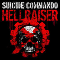 CD SUICIDE COMMANDO Hellraiser